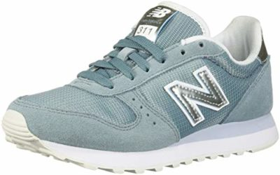 d9bfddca672ce New Balance Women's 311v1 Sneaker, Smoke Blue, 7.5 B US - Sneak Attack