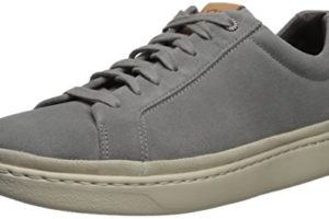 UGG Men s Cali Lace Low Leather Sneaker 0615fe727a2