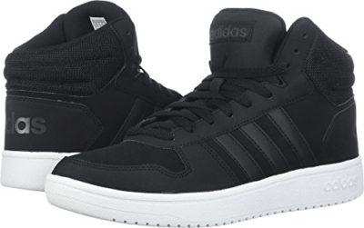 edfdd4796574 Adidas Men s Hoops 2.0 Mid Sneaker