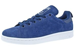 online store 68e2c cc431 Adidas Mens Stan Smith Low Top Casual Fashion Sneakers Navy 4 Medium